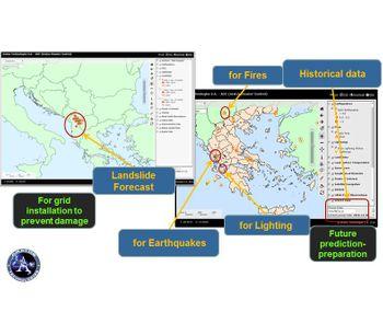 Aratos - Natural Disaster Control Software