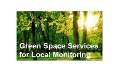Version GreenSSLM2 - Green Space Services for Local Monitoring