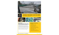 Nijhuis - Model MBBR - Aerobic Biological Treatment Systems - Brochure