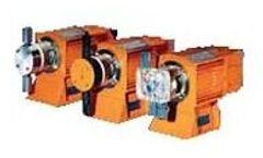 ProMinent EXtronic - Diaphragm Process Metering Pump