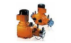 Hydro - Model 2 - Hydraulic Diaphragm Metering Pumps