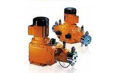 Hydro - Model 3 - Process Hydraulic Diaphragm Metering Pump