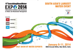 11th EverythingAboutWater Expo 2014 - Brochure