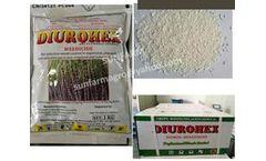 Diuron - Model 60% DF - Hexazinone