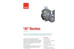 Model A Series - Commercial Gas Diaphragm Meters- Brochure