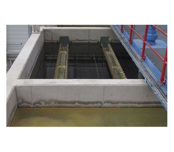 Water and wastewater treatment solutions for industrial water treatment sector - Water and Wastewater - Water Treatment