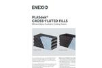 2H Plasdek - Counter-Flow Cooling Tower Fills - Brochure