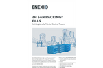 2H Sanipacking - Anti-Legionella Fills & Drift Eliminators - Brochure