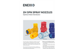 Model 2H SPN 015 / 2H SPN 025 / 2H SPN 020 - Spray Nozzles - Brochure