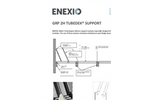 2H Tubedek - Support System for Lamella Clarifiers - Brochure