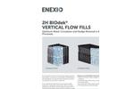 2H BIOdek - Vertical Flow Fills - Brochure