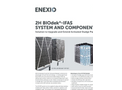 2H BIOdek - Model IFAS - Integrated Fixed Film Activated Sludge System
