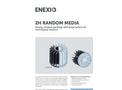 2H Random Media - Brochure