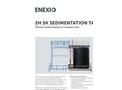 ENEXIO 2H SKR Sedimentation Tank Unit - Brochure