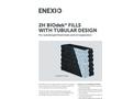 2H BIOdek - Fills with Tubular Design - Brochure