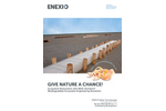 Ecosystem Restoration with BESE-Elements - Brochure
