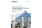 Biological Exhaust Air Treatment/Odor Control - Brochure