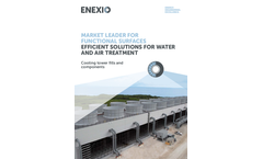 Components for Cooling Towers - Brochure