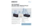 2H PLASdek - Model 2H NET 150/2H FC20.30/2H FC70.34 - Splash and Trickle Fills - Brochure