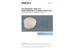 2H MASSdek - 250 HTC Performance Characteristics - Brochure