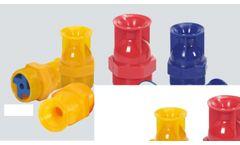 ENEXIO - Model 2H SPN 015 / 2H SPN 025 / 2H SPN 020 - Spray Nozzles