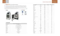GAStron - Model DOD64 FTIR - Fourier Transform Infrared Gas Detection Monitor  Brochure