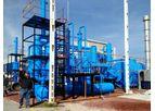 Waste Plastic Comprehensive Treatment System