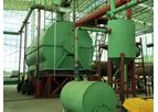 Green Renewable Waste Oil Refining System