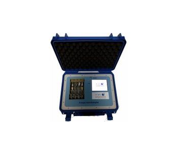 Inair - Portable Automatic 4 Ways Air VOC Sampler