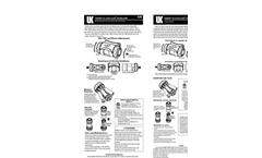 Vizion I - Model 3AAA eLED - Headlamp Brochure