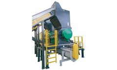 Aceextech - Model AFG Series - Plastic Crusher