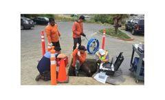 Water Main Investigation Service