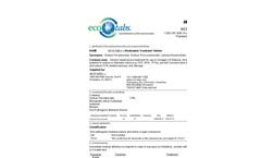 eco-tabs - Wastewater Tablets Brochure