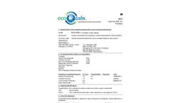 eco-tabs - Portable Toilet Tablets Brochure