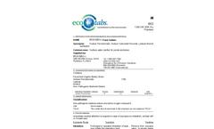 eco-tabs - Pond & Lake Tablets Brochure