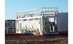 Relocatable Commercial Waste Water Treatment Systems