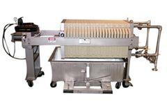 ErtelAlsop - Model EA 470 & EA 630 - Recessed Chmaber Filter Presses