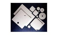 Micro-Media - Model XL Series - Filter Pads