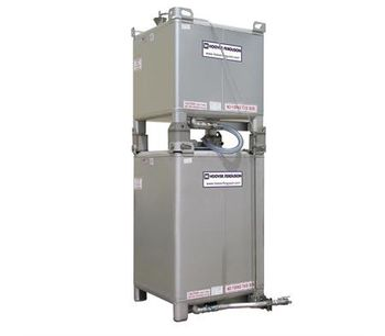 Hoover Ferguson - Model LiquiSystems - Stacked IBC System