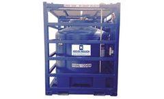Hoover Ferguson - 1,000 Gallon (3785 Liter) Offshore Acid Tanks