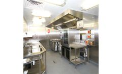Hoover Ferguson - Offshore Kitchen & Galley Modules