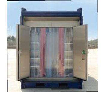 Hoover Ferguson - Model 2.5m - Refrigeration/ Freezer Module