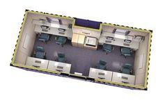 Hoover Ferguson - Model 7.6M - Accommodation Module