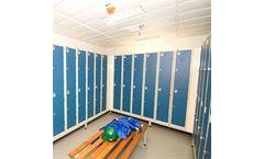Hoover Ferguson - Locker Room Module