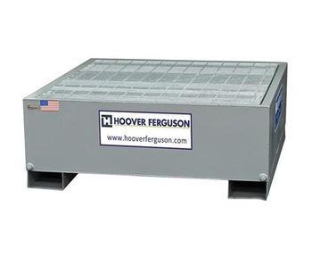 Hoover Ferguson - Secondary Containment Basins