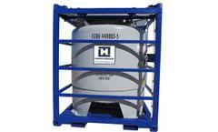 Hoover Ferguson - Model 4000 Liter - Bunded Offshore Chemical Tanks