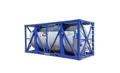 Hoover Ferguson - Model 20000 Liter - Offshore Chemical Tanks