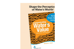 Changing Consumers' Perceptions on the Value of Water