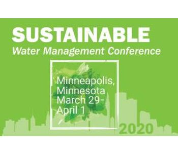 2020 Sustainable Water Conference