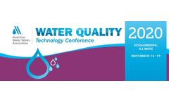 Water Quality Conference & Exposition - 2020